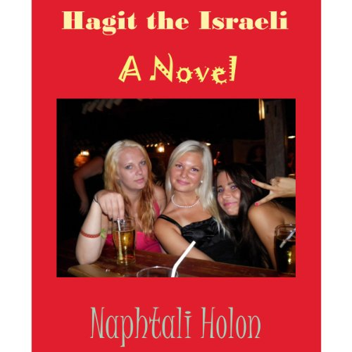 Hagit the Israeli audiobook cover art