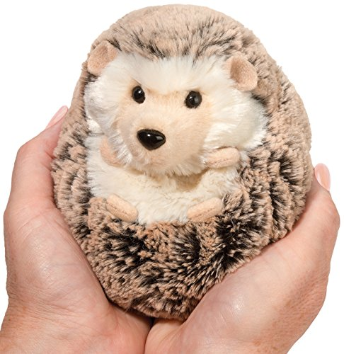 Spunky Hedgehog Plush Stuffed Animal