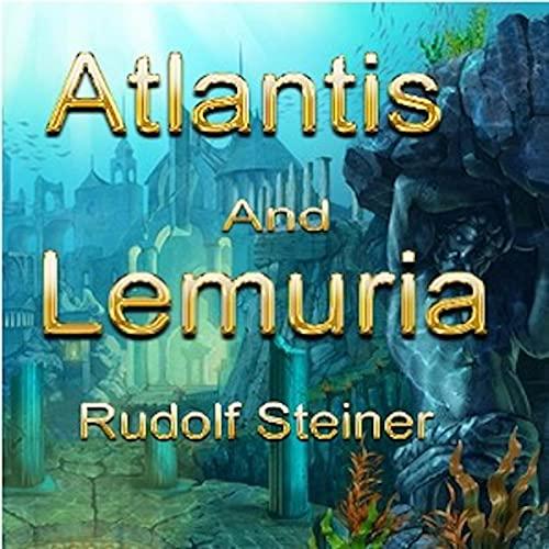 Atlantis and Lemuria cover art