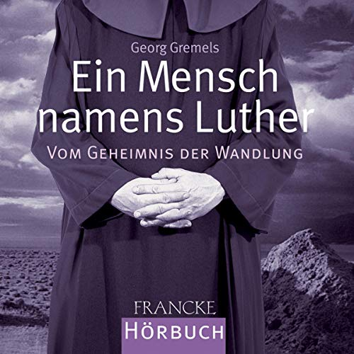 Page de couverture de Ein Mensch namens Luther