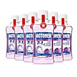Actoner Enjuague Bucal Actoner Complet, Multicolor, 500ml, 6 Unidad