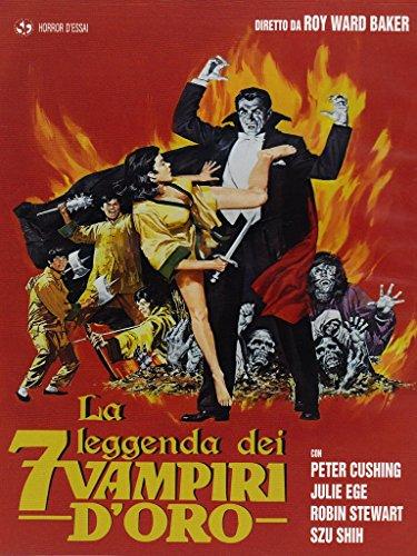 La Leggenda Dei 7 Vampiri D`Oro  [Italia] [DVD]