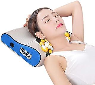 Cervical masajeador cuello hombro espalda cintura multifunción cuerpo eléctrico masaje almohada cuello hogar cojín
