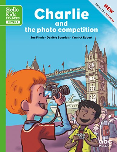 Charlie And The Photo Competition Nouvelle Edition