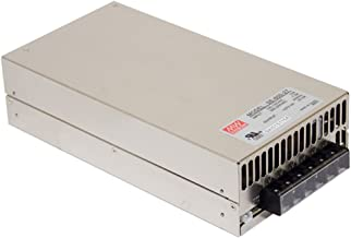 MEAN WELL SE-600-24 AC to DC Power Supply, Single Output, 24V, 25 Amp, 600W, 1.5 - 295902