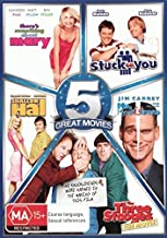 There's Something About Mary / Stuck on You / Shallow Hal / Me, Myself and Irene / Three Stooges The Movie [NON-UK Format / Region 4 Import - Australia]