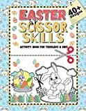 Easter Scissor Skills Activity Book for Toddlers and Kids: C
