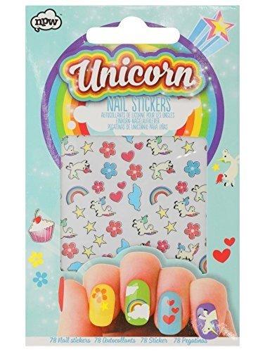 Autocollants de Licorne pour les ongles - Unicorn