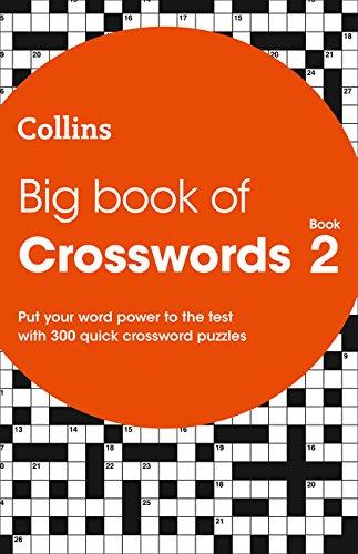 Big Book of Crosswords Book 2