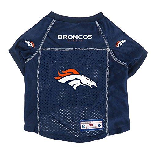 NFL Denver Broncos Pet Jersey, Large