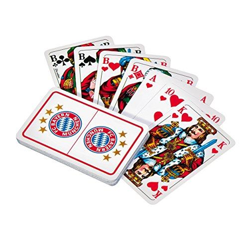 FC Bayern München Skatspiel / Skatkarten / Kartenspiel / Card Game FCB