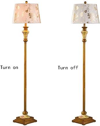 Amazon.es: lámparas rusticas de mesa - Lámparas de pie ...