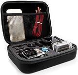 MyGadget Tragetasche [Größe M] Transport Schutz Tasche für Actionkamera & Zubehör - Portable Koffer Case für z.B. GoPro Hero Black 7/8 6 5 4 3+ 3 / Xiaomi...
