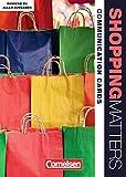Shopping Matters - Third Edition - Komplette Neubearbeitung: A2-B2 - Communication Cards: Dialog-, Rollen- und Bildkarten