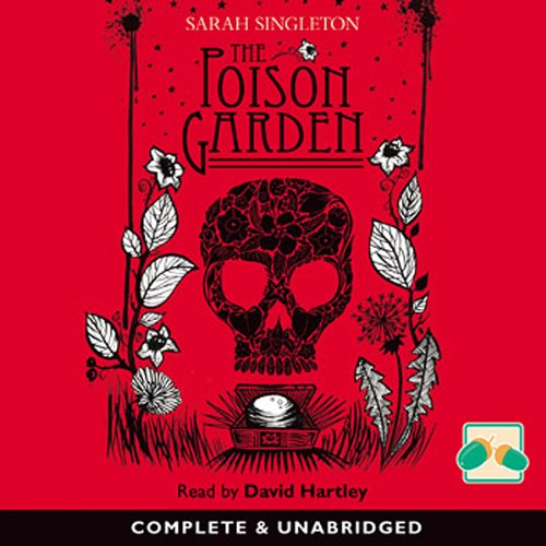 The Poison Garden cover art