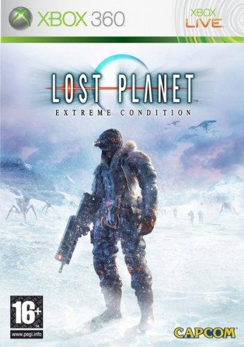 Capcom Lost Planet - Juego (Xbox 360, Xbox 360)