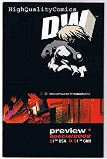 DREAMWAVE 2002 Preview, NM, Transformers, Blade, Limbo