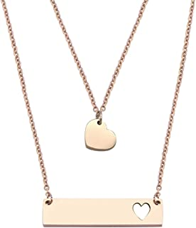 Best necklace for mum and daughter Reviews
