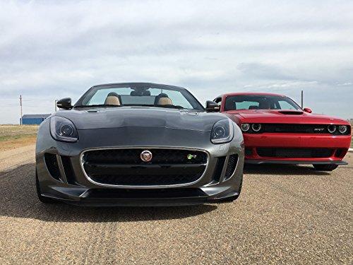 Dodge Challenger Hellcat & BMW M2 & Jaguar F-Type - TFL Leaderboard Hot or Not