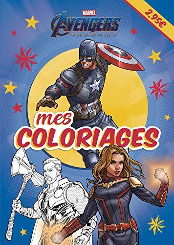 AVENGERS ENDGAME - Mes Coloriages - MARVEL