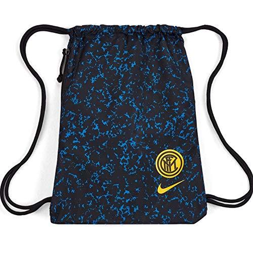 Nike Nk Stadium Inter Gmsk-Fa20, Sacca Sportiva Unisex Adulto, Blue Spark/Black/(Tour Yellow), MISC