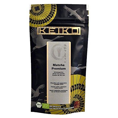 Bio Matcha Keiko Premium Nachfüllpackung