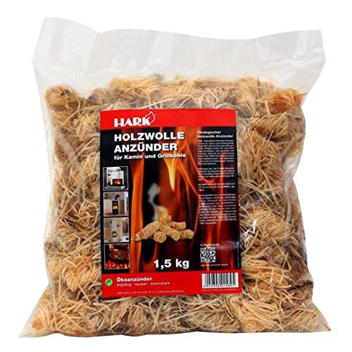 Holzwolle Anzünder Sack 1,5 kg