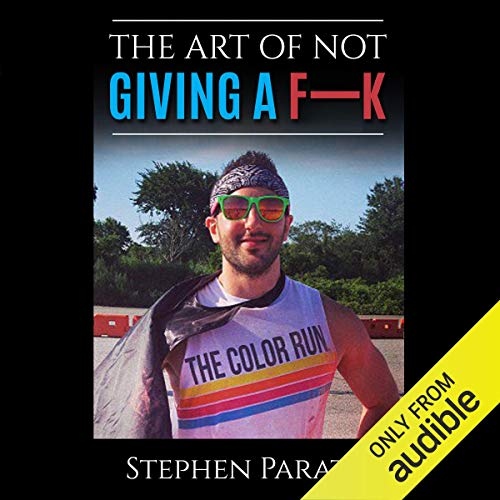 The Art of Not Giving a F--k cover art