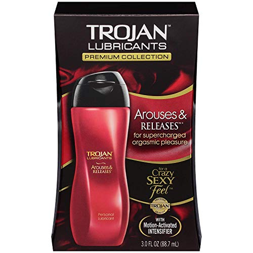 Lubricants Arouses and Releases, 3 fl oz, 2...