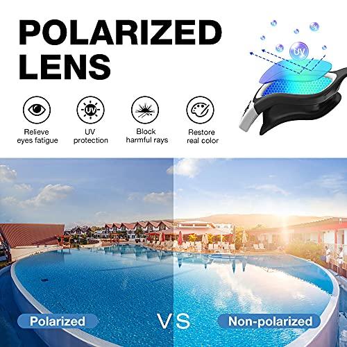 ZIONOR Polarized Swimming Goggles