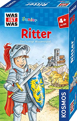 Kosmos 711528 WAS IST WAS Junior-Ritter Kinderspiel
