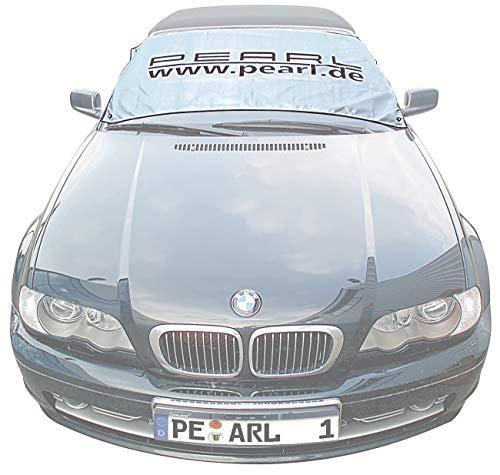 PEARL Eisfolie: Sonnenschutz- & Anti-EIS-Folie reflektierend für Front- & Heckscheibe (Sonnenschutz Abdeckung Auto)