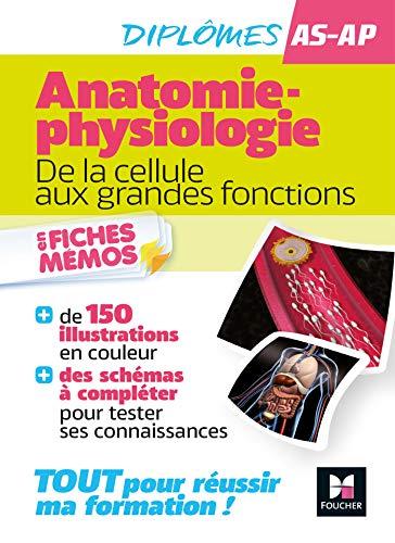 Lanatomie - physiologie - AS/AP - Aide-Soignant, Auxiliaire de puériculture - Révision