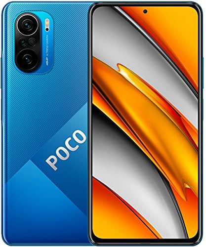 Xiaomi Poco F3 256GB Deep Ocean Blue Dual SIM