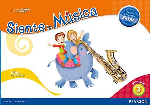 Siente La Música 3. Libro Del Alumno - Edición LOMCE - 9788420564197
