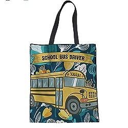 Peanuts Snoopy  Lunch Bag Mini Tote Bag Keep Cold Warm School Bus