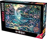 Anatolian Puzzle - Jungle Paradise, 3000 Piece Jigsaw Puzzle #4908