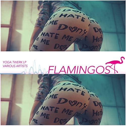Ryan Emerson, Luis Rosario & The Flamingos
