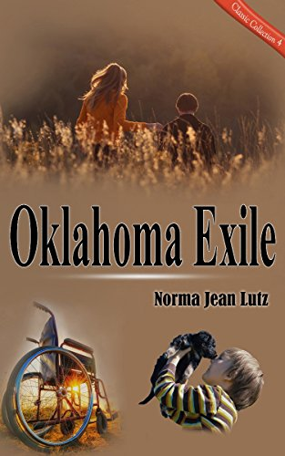 Oklahoma Exile: (a sweet teen romance) (Norma Jean Lutz Classic Collection Book 4) (English Edition)