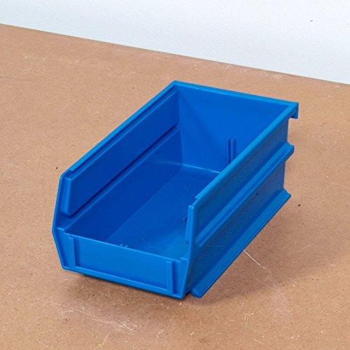 Stacking LocBin Shelving Unit Starter Finish: Blue, Size: 7-3/8