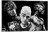 Refosian Rapper Juice WRLD Xxxtentacion Lill Peep Legenden