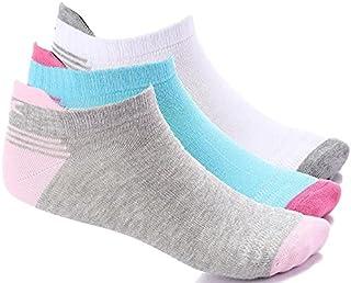 Carina Socks - Set of 3 Ankle Socks for Women - Multi Color
