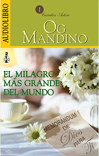 El milagro mas grande del mundo / The Greatest Miracle in the World: Memorandum de Dios para ti / Memorandum of God for you