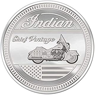 Indian Motorcycle Commemorative Coin - Chief Vintage