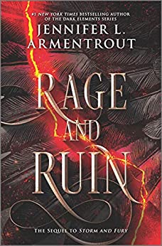 Rage and Ruin (The Harbinger Series Book 2) by [Jennifer L. Armentrout]