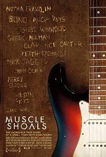 Muscle Shoals Poster ( 11 x 17 - 28cm x 44cm ) (2013)