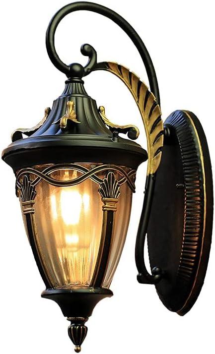 Cheap bargain Bonnik Black Gold Aluminum Waterproof Wall Regular dealer IP55 Vi European Lamp