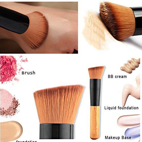Boolavard Foundation Brush - Liquido Pennello Fondazione - Viso Pennelli trucco - pennello correttore - Blending Brush - compone le spazzole - compone le spazzole professionali - Viso Make Up spazzole
