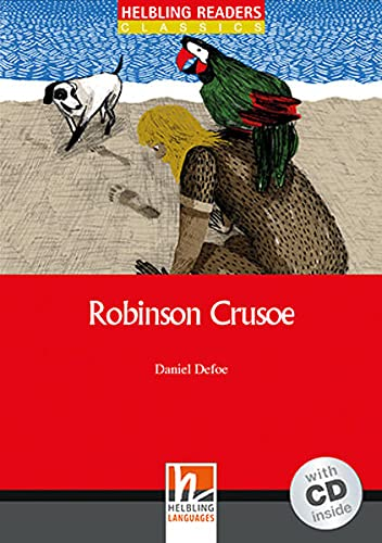 Helbling Readers Red. Level 2. Robinson Crusoe, CD audio [Lingua inglese]: 1