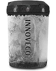 Hyperchiller Instant Koffie/Beverage Chiller, Haal de koude koffie in One Minute, 12 Oz, HC3 Black
